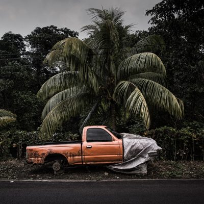 The abandoned cars of Dominica